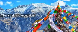 Tibet - treks and expeditions