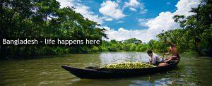 Bangladesh - life happens here