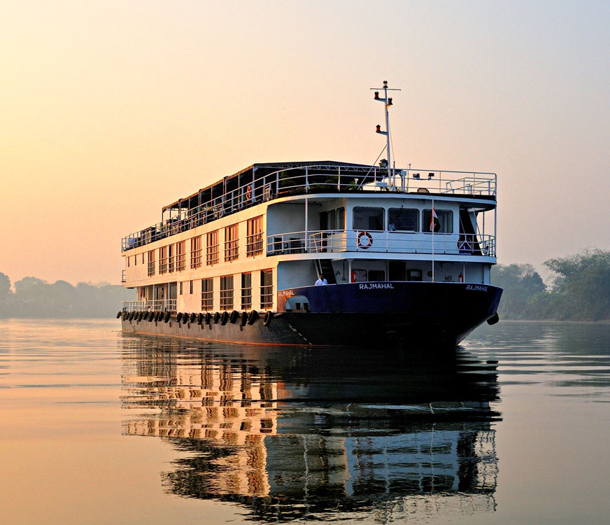 River Cruises India, River Cruise on Ganges, Luxury River