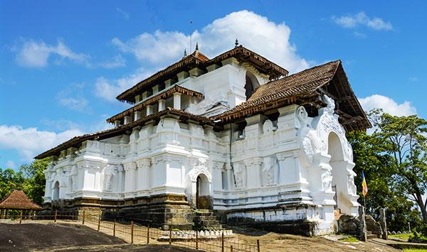 Lankathialaka-temple